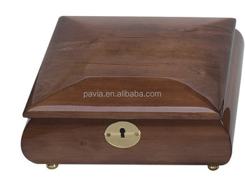 Pm105b Hand Crank Mechanism Wooden Diy Music Box For Birthday Gift - Buy  Happy Birthday Music Box Wooden Diy Music Box,Hand Crank Mechanism Wooden  Diy