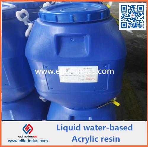 Water Based Acrylic Resin Liquid 50kgs Net Per Drum Buy
