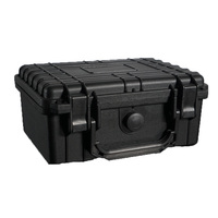 Hard plastic emergency survival kit box IP67 waterproof case