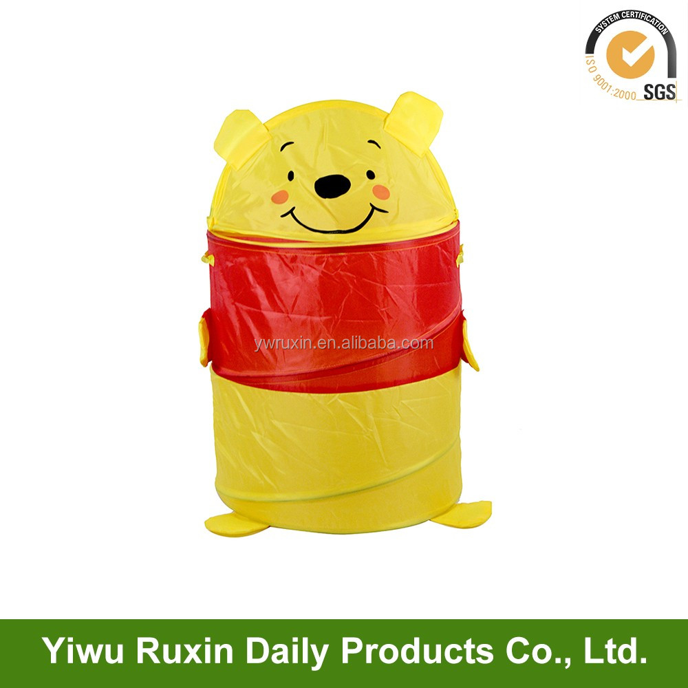 Animal Shaped Bathroom Folding Hampers,Laundry Basket