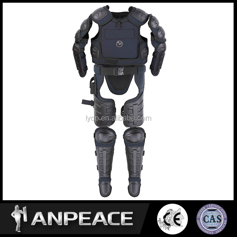Trustworthy China Supplier retardant riot gear high quality military anti riot suit