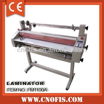 price of lamination machine