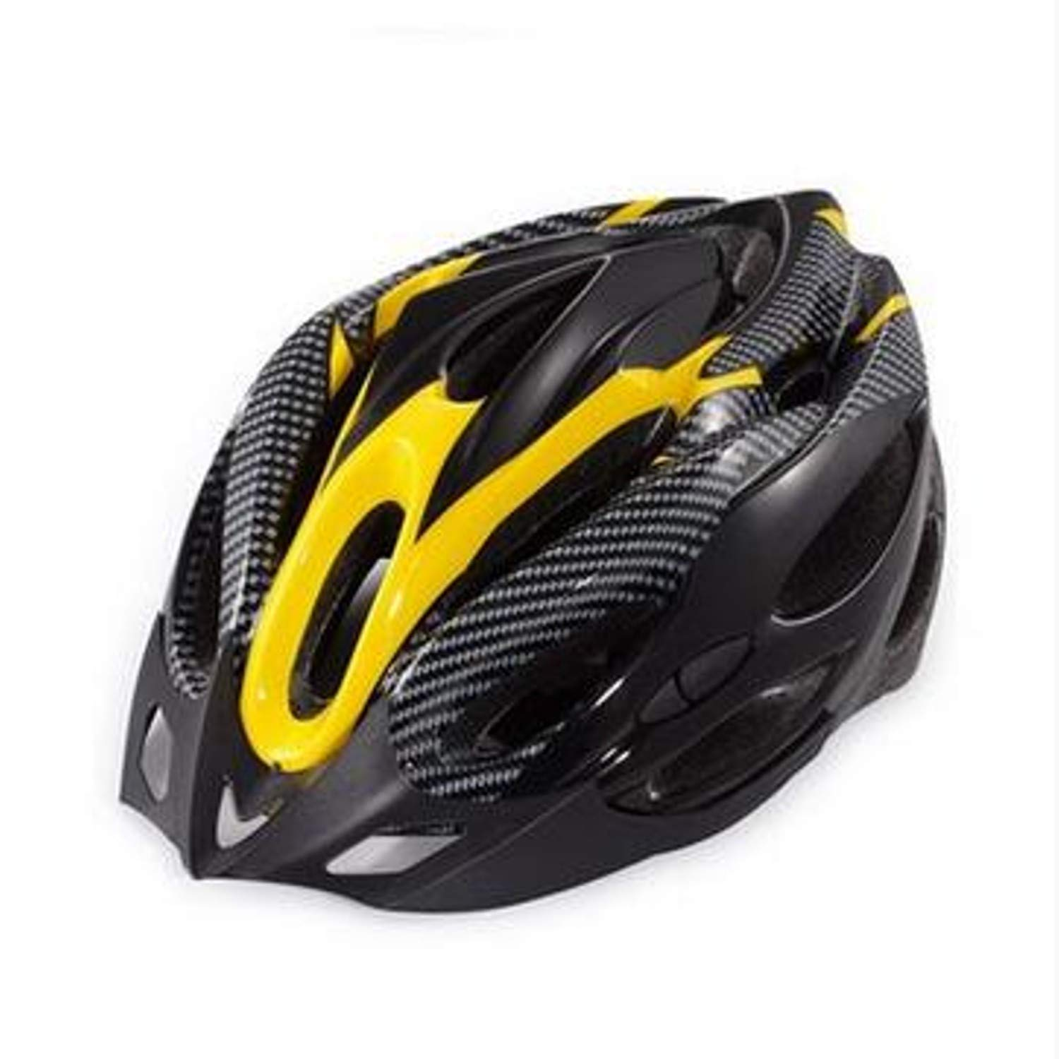 Egyptian Road Bike Bicycle Cycling Safety Helmet/Hat / Cap for Kid Age 8-14 Black Yellow EPS+PC Material Ultralight Breathable MTB Cycling Helmet