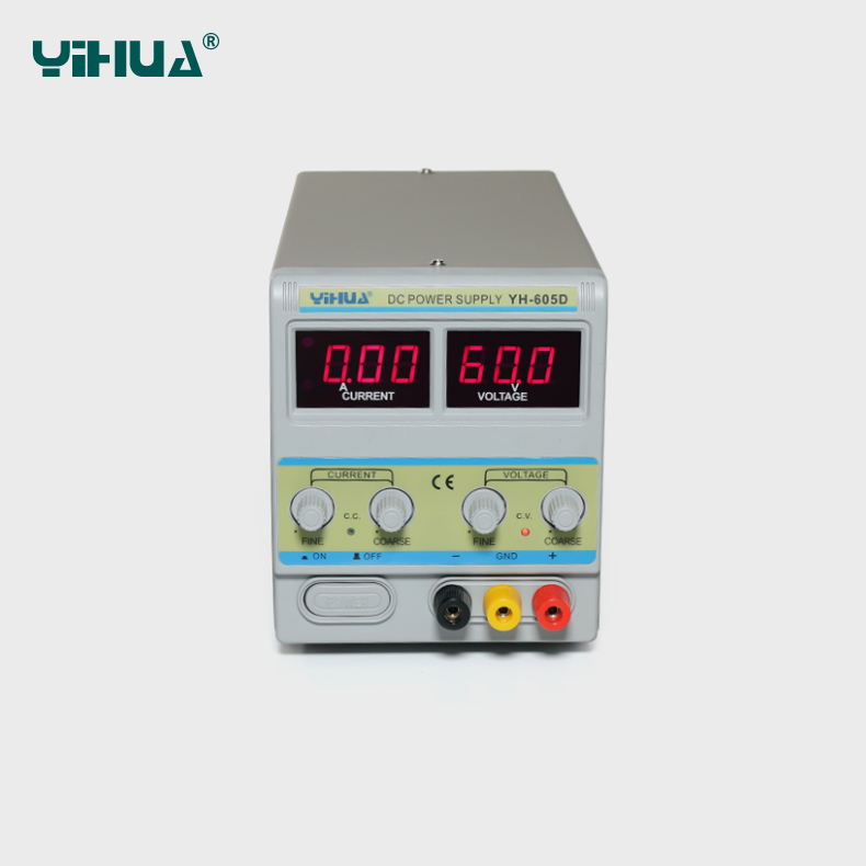 YIHUA 605D laboratory dc power <strong>supply</strong>