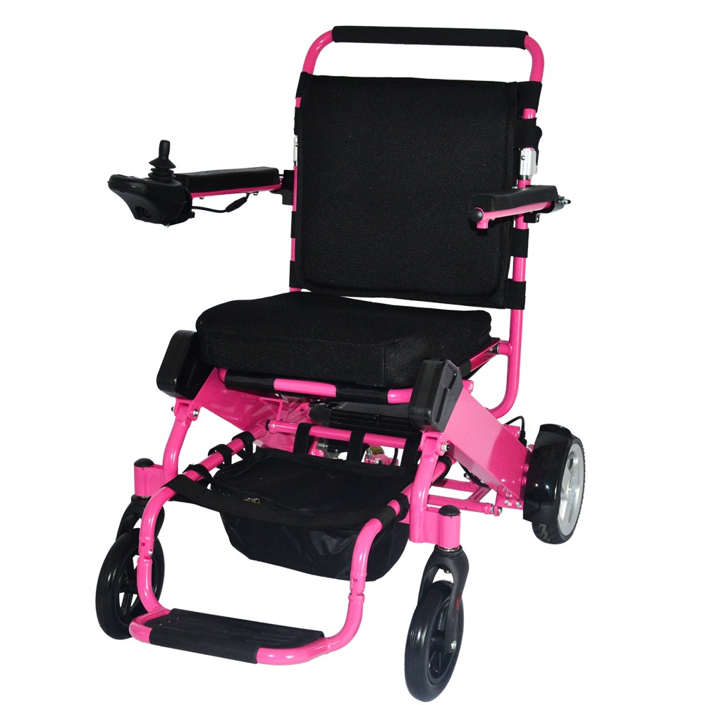 Joystick controller 180W electric motor powered wheelchairs
