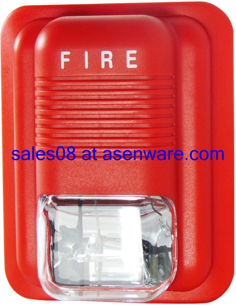 Conventional Fire Warning 24 Volt Dc Alarm Siren