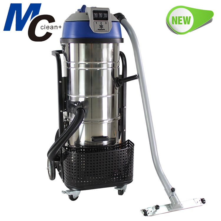 IVC3600 high quality series 100L high power industrial vacuum cleaner for sale