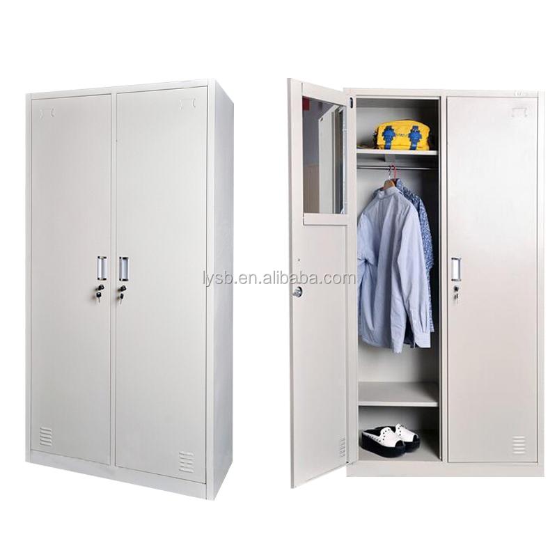 School Dormitory 3 Door Steel Locker Storage Cabinet Indian – Locker Storage Cabinet