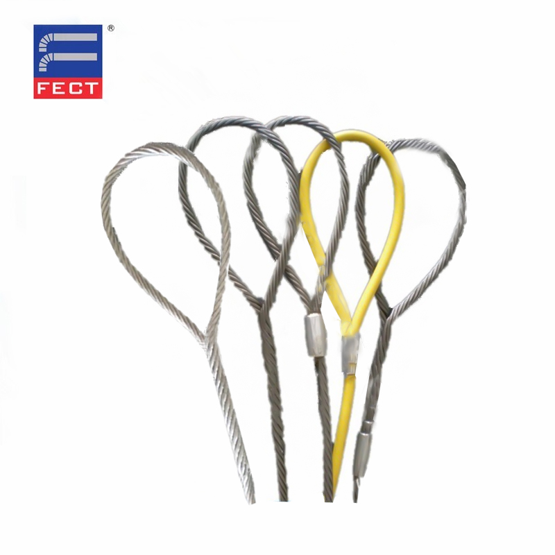 Stainless Steel Wire Rope Sling, Stainless Steel Wire Rope Sling ...