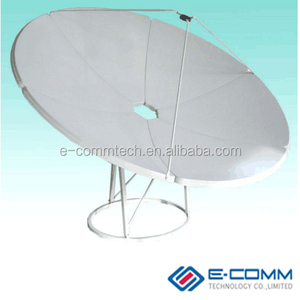 Hot sale!! Ku band 35,45,55,60,75,80,90,95,100 and C band satellite dish antenna