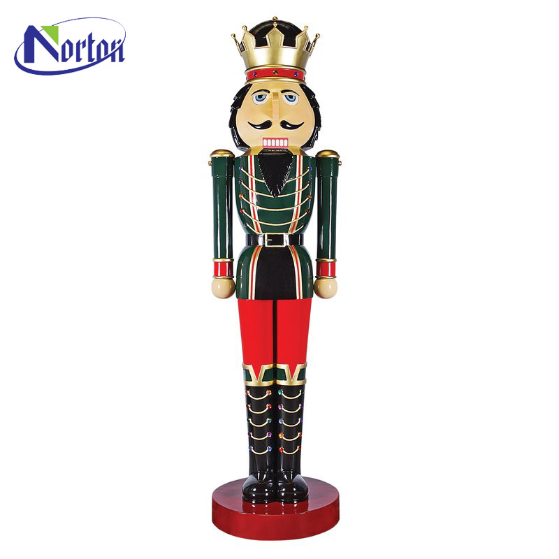 Crown jewels christmas decoration resin figures sculpture NTFC-101Y