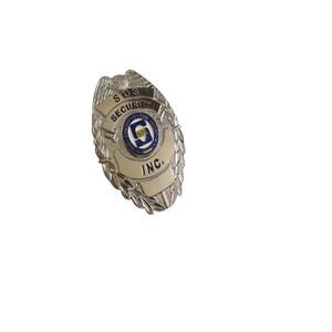 Manufacturers supply zinc alloy metal shaped badge badge