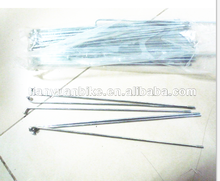 Hot sale wholesale bicycle parts spokes