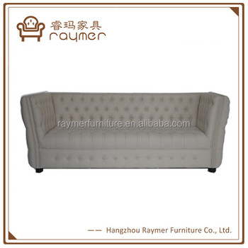 Classic Sofa/contemporary Furniture Chesterfield Linen Beige Sofa - Buy  French Linen Sofa,Luxury Furniture Sofa Classic,White Chesterfield Sofa ...