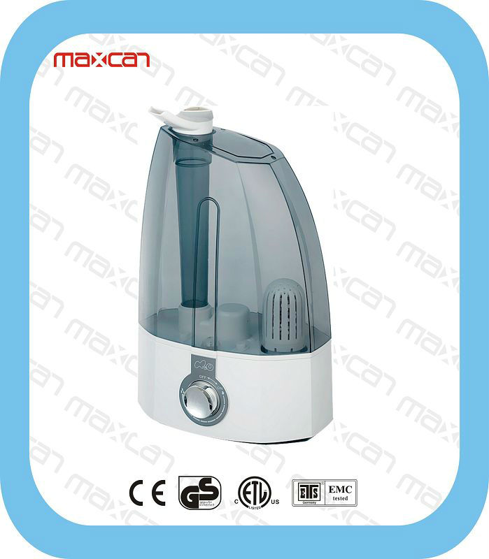 Double Nozzles MH 406 Ultrasonic Humidifier CE GS