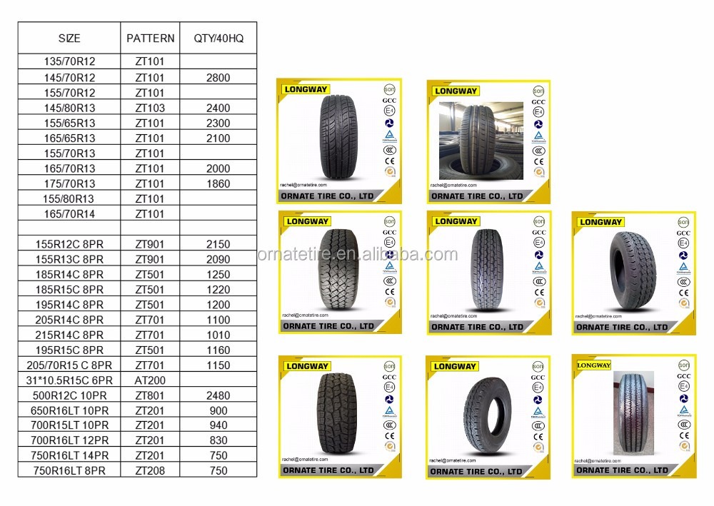 650R16 Tyre price list for saudi arabia companies looking for agents  distributors, View tyre price list for saudi arabia, LONGWAY Product  Details from