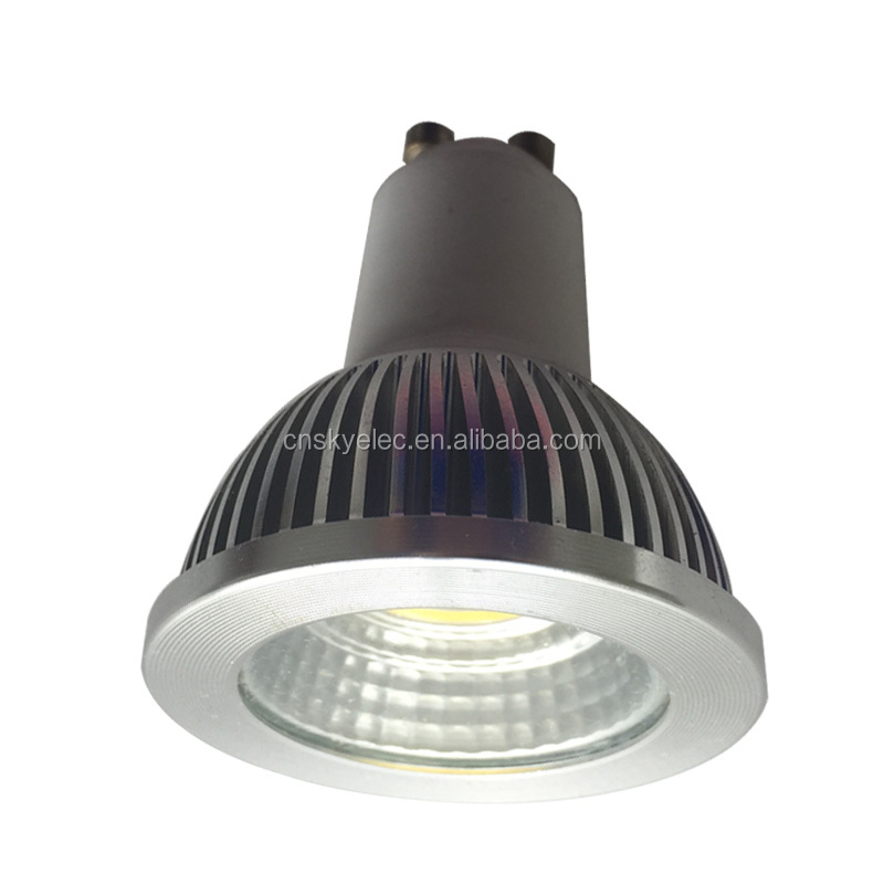 3 years warranty 5W 120LM/W LED COB spotlight  50000hours life span