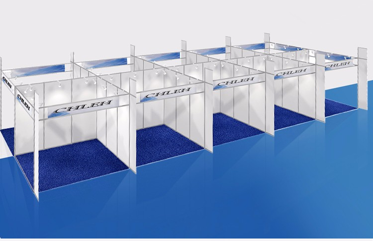 Standard Exhibition Booth : Tradeshow modular standard exhibition booth buy