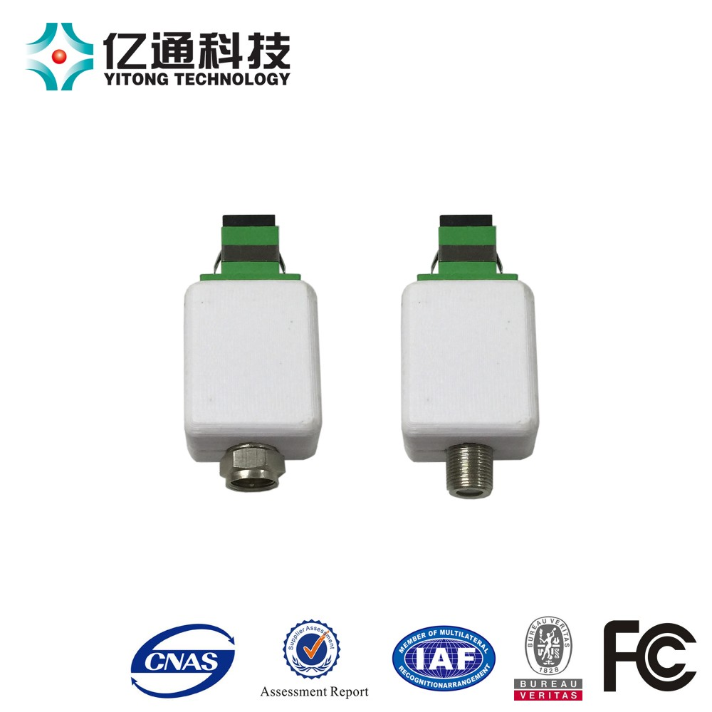 New Type Mini Passive Cable TV Optical Node FTTH Node for Sale