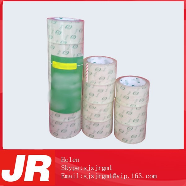 "24 Rolls 3""x 110 Yard Clear Shipping Sealing Packaging Packing Tape China Made"