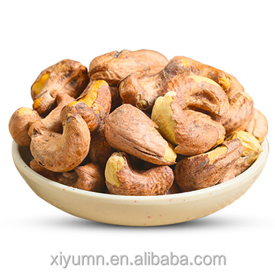 Roasted cashews, raw cashew nuts, cashew kernels