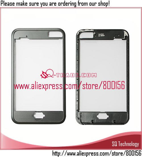 Metal Middle LCD Frame for iPod Touch 1 1st Gen