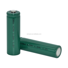 Rechargeable aa dry cell 1600mah nimh 1.2v battery