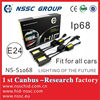 2015 top quality 3200Lm 12V 24V 35W 55W Slim Canbus HID Ballast fast shipping swing hi/low hid xenon kits