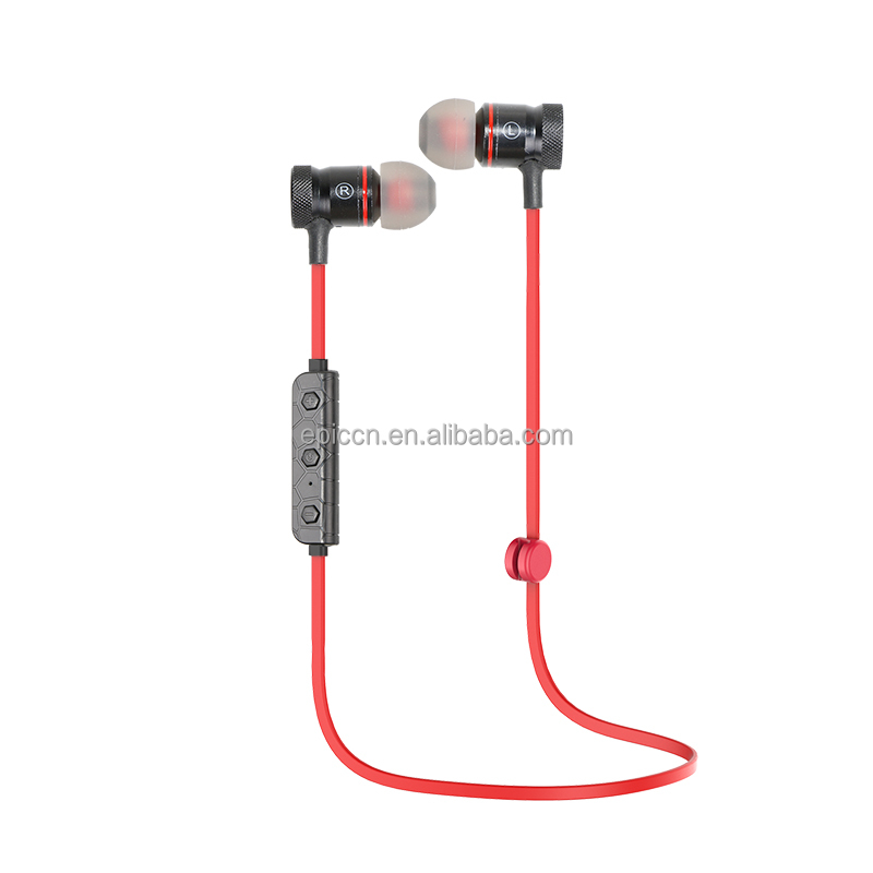 m90 magnetic bluetooth headsest mini hands free earphone