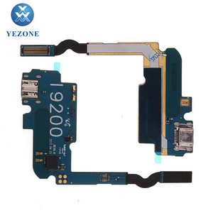 Factory Price Flex Charge For Samsung Galaxy Mega 6.3 i9200 i9205, USB Dock Charging Connector Flex Cable For Samsung i9200