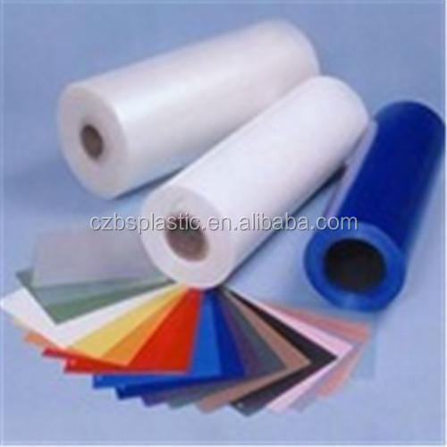 0,8 мм дешевый бёдер пластиковый лист ролл