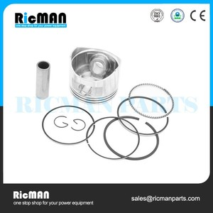 Rammer spare parts for robin engine STD EH12 Piston