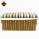 Made in China high-grade wholesale fabric paper gift storage boxes