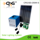 Eco-friendly solar energy product low cost 250W solar power system off grid for sale