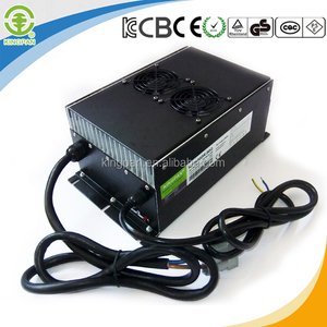 waterproof battery charger for lifting robots/large electric forklift