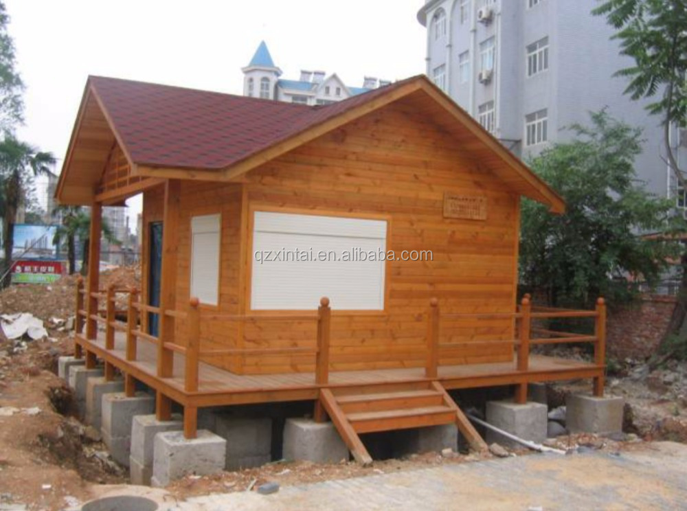 beauitful prefab wooden house villa home