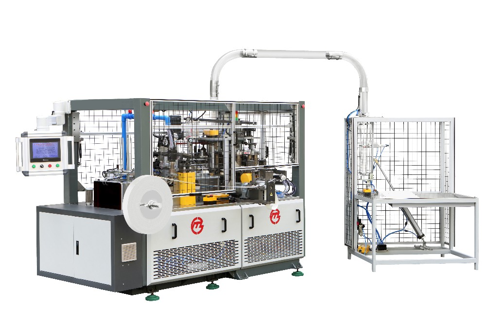 Paper Cup Machine Product Type And Paper Folding Machine ...