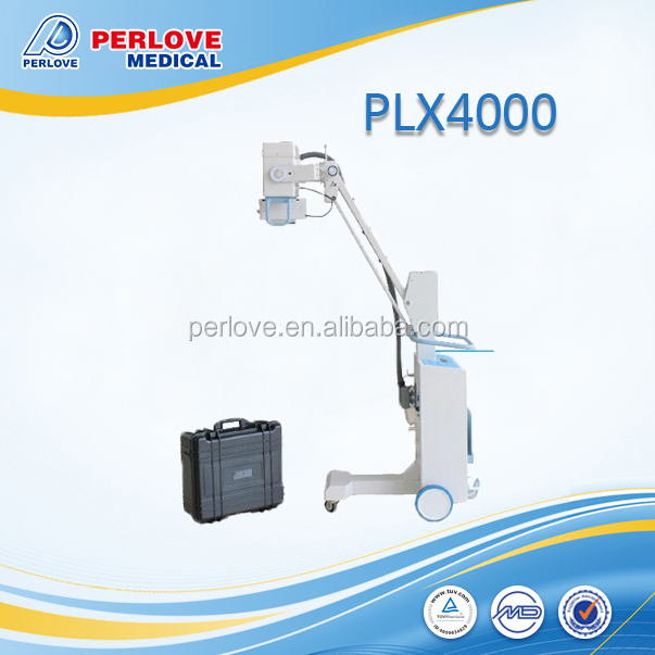 Mobile X ray equipment digitalized PLX4000