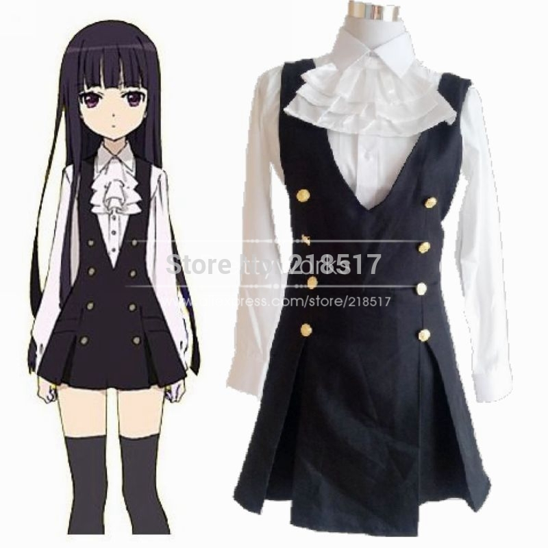 55ae706e6 Buy Free Shipping New X ss women girl cosplay costume school uniform  halloween Japanese anime costume clothes Demon Fox X servant SS in Cheap  Price on ...