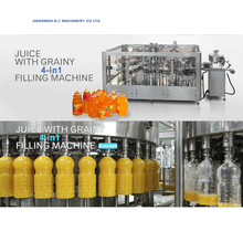 Complete mini automatic natural fresh fruit juice production line