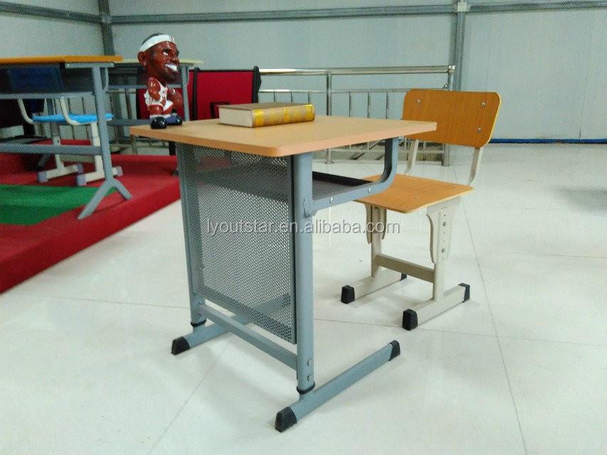 Noble mobiliario escolar estudiante individual doble for Mobiliario para estudiantes