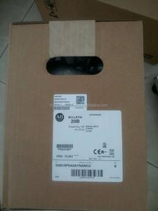 Allen Bradley Inverter 20BC5P0A0AYNANC0 PowerFlex 700 2 2KW 5 AMPS 400VAC  Input AC Drive Series B Rockwell Automation