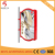 New Design Classical decorative Solar Banner Light Box with scroll system