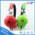 2016 Best sound heavy bass wired stereo headphone from China factory