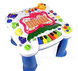 Educational Baby Musical Learning Table Fun Kid's Toy Entertaining Activity Toddlers Best Friend