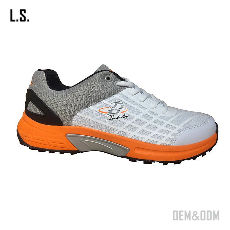 7608b4a35733 Terbaik sepatu paku karet gaya india kriket kriket champion sepatu untuk  pria