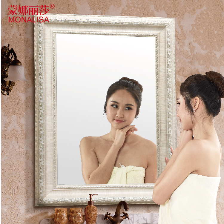 Wholesale PS Mirror Photo Picture Frame Mouldings for Sale