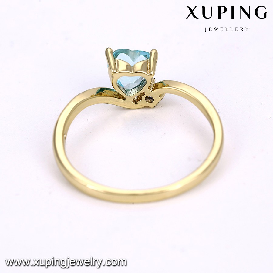ring wedding wholesale product romantic design silver blue hainon stone fancy opal detail rings women