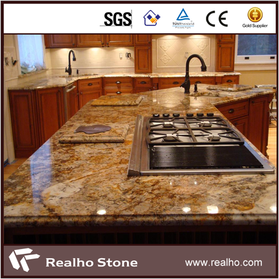 Golden Persa Countertop, Golden Persa Countertop Suppliers And  Manufacturers At Alibaba.com