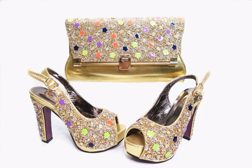 party nigerian shoes shoes matching bag 2017 for purse italian set and and wH1qYOTX